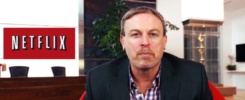Netflix CFO David Wells Resigns After 14 Years of Service