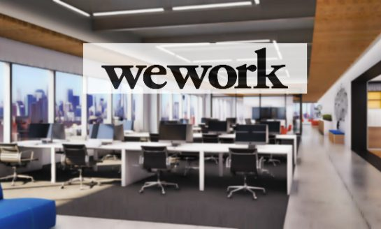 WeWork lost $3.2 billion in 2020