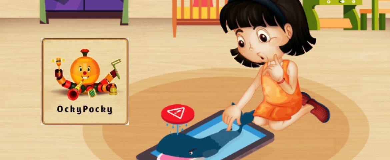 Pre-School App OckyPocky Raised Angel Funding from ah! Ventures