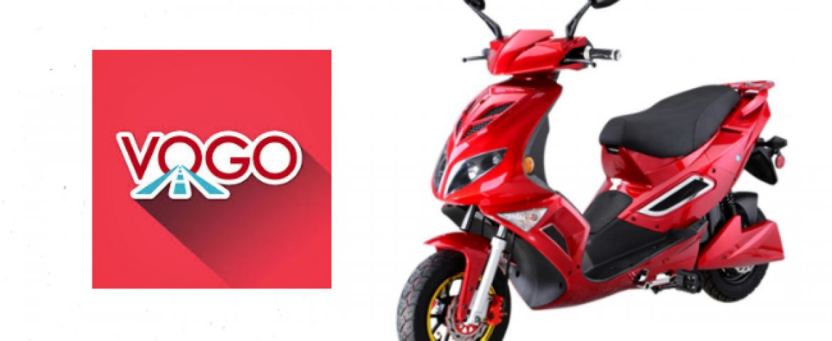 Scooter Rental Startup Vogo Secured Series A Funding from Ola, Hero MotoCorp