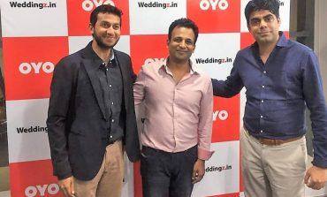 OYO Acquires Wedding Platform Weddingz