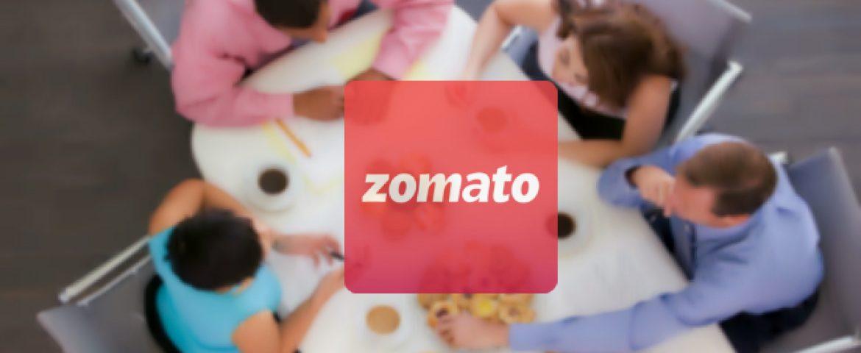 Zomato Acquires a Bengaluru-based Food-Tech Startup