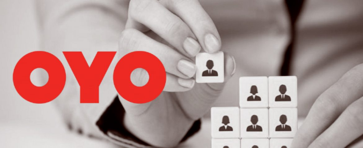 OYO Plans to Hire 2020 Tech Professionals by 2020