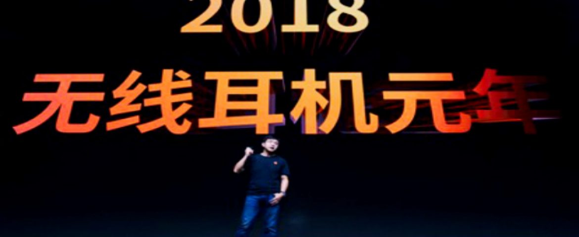 China's Funcl Launches Wireless Earphones to Beat Apple, Huawei