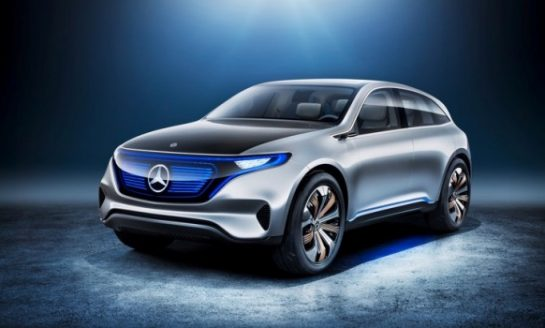 Mercedes Benz Ready to go all Electric, Plans for eight Gigafactories