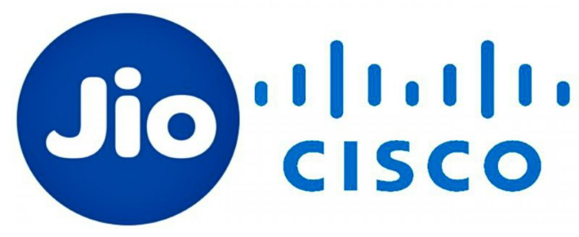 Reliance Jio and Cisco Systems are Likely to Extent their Partnership