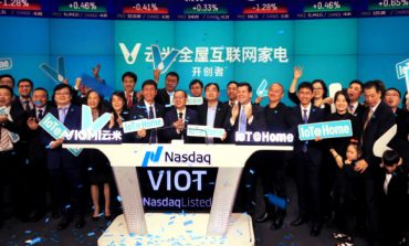 China's Viomi Technology Raises $102.6 million on its Debut on Nasdaq