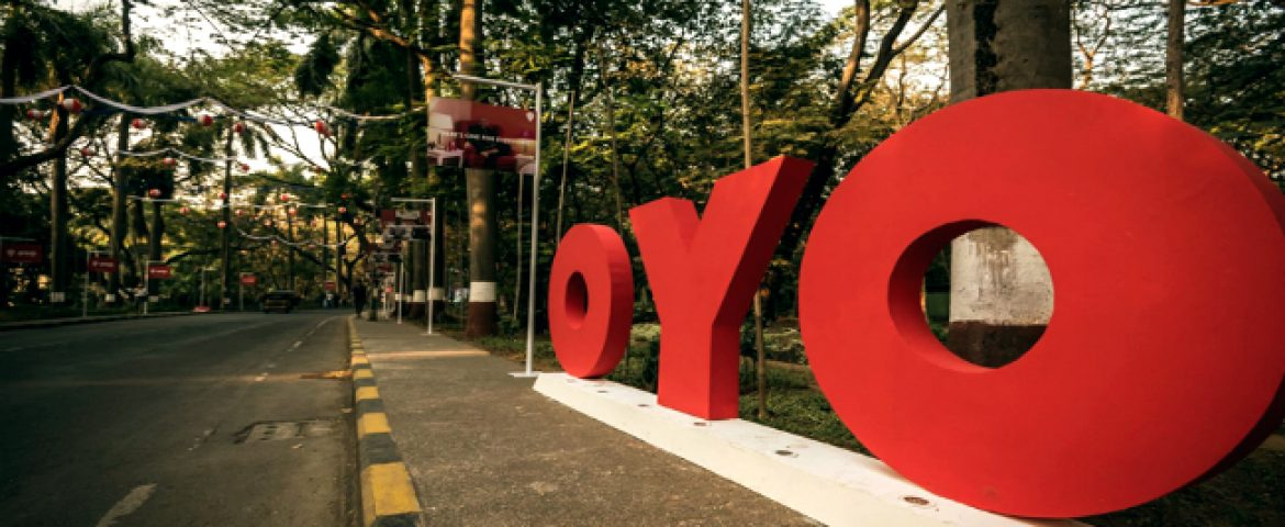 Airbnb invests in OYO's series E funding round