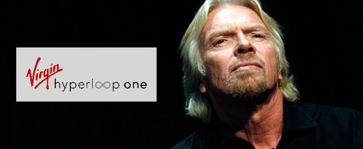 Richard Branson is no more the Chairman of Virgin Hyperloop One