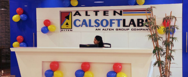 Alten Calsoft Labs acquired Bengaluru-basedChip DesignCompany