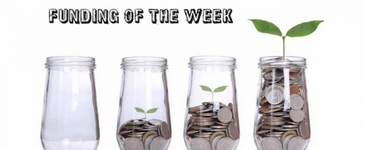 Top 5 Funding of The Week (22nd Oct – 27th Oct)