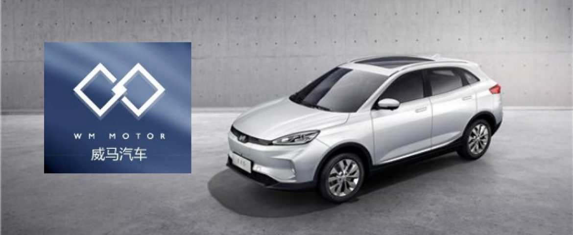 China's EV Startup WM Motor Commences Delivery