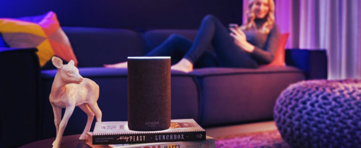 Amazon Introduces Skype Calling to its Echo Devices