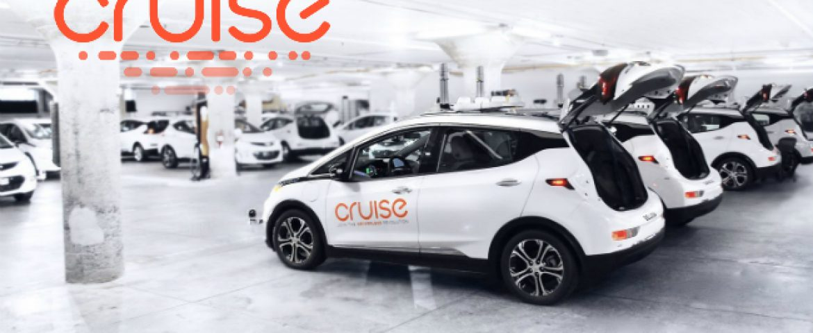 General Motor's Cruise is Pumped up to Expand in Seattle