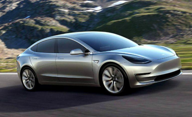 Tesla Starts Taking Orders for Model 3 in China