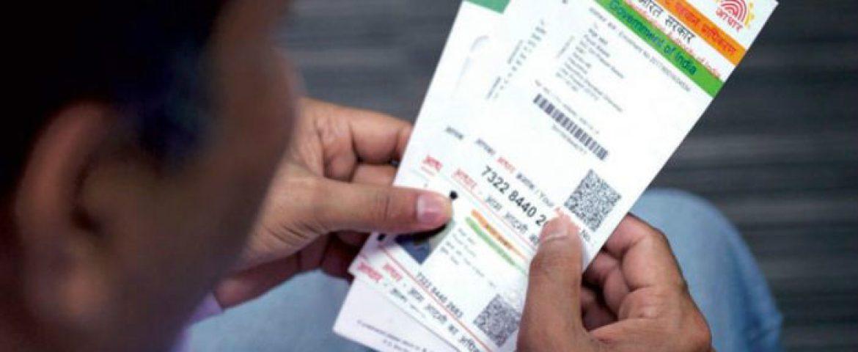 Indian govt & RBI may Allow use of QR code-based offline Aadhaar