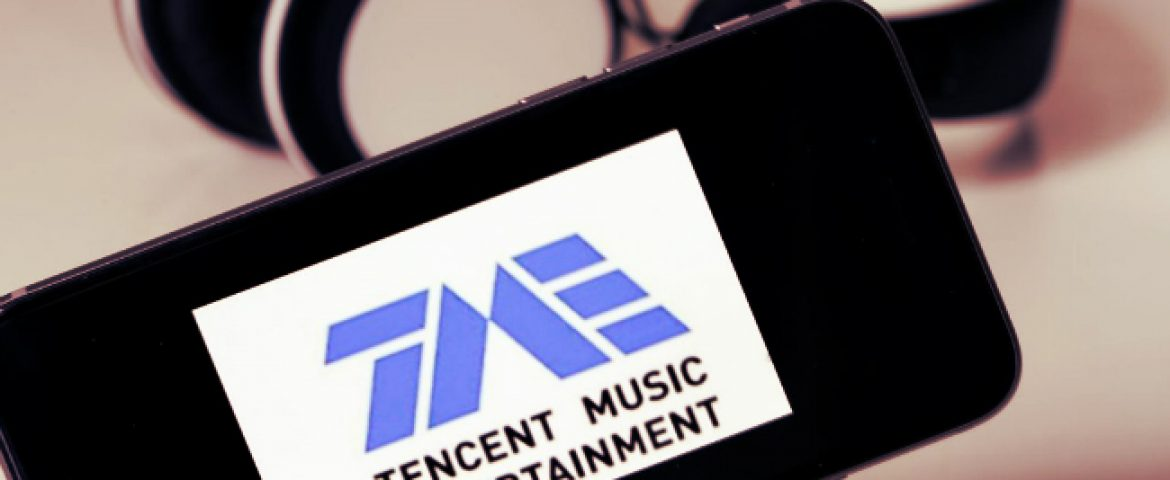 China's Tencent Music Secures $1.1 Billion in US IPO