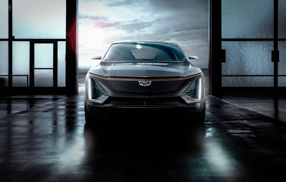 Cadillac electric car
