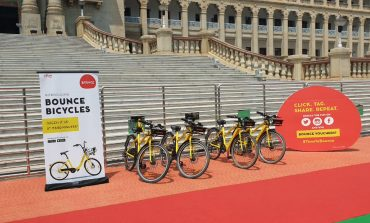 Bike rental startup Bounce raises $3 million