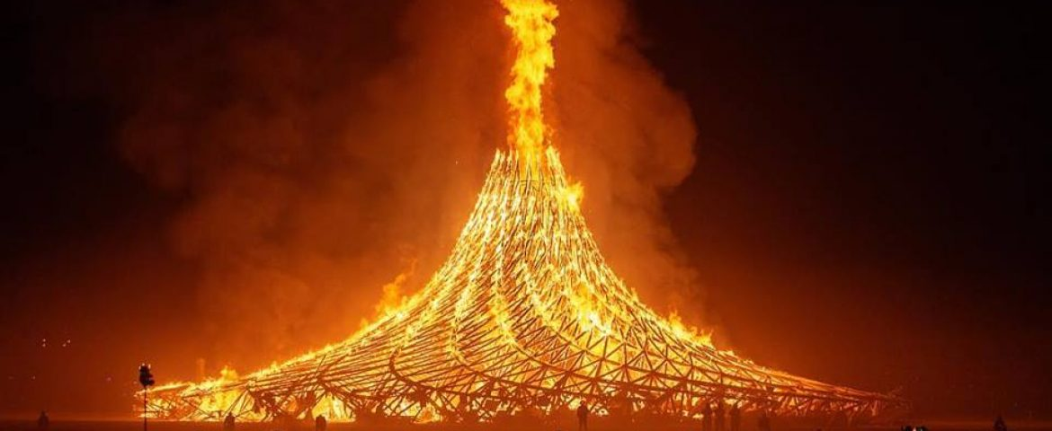 Google Acquires 51.2% Stakes of Burning Man Festival