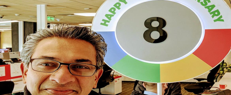 Rajan Anandan Quit Google, Joined Sequoia Capital