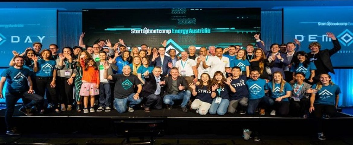 Startupbootcamp Australia Travels to New Delhi to Scout for 2020 EnergyAustralia Program