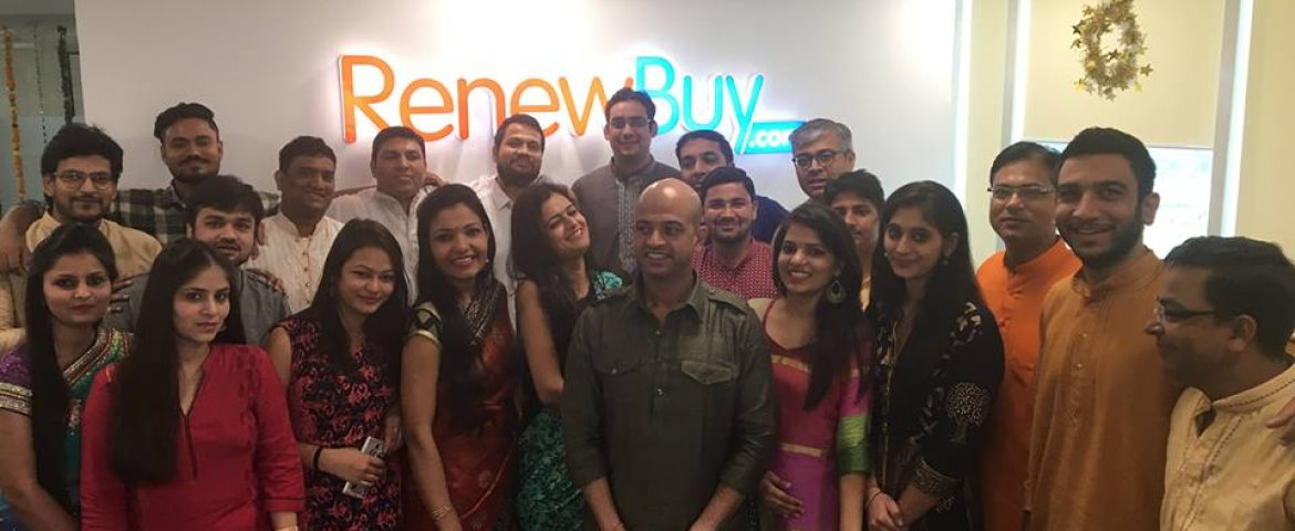 Digital insurance platform RenewBuy.com raises $19 million