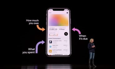 Apple Credit Card Launched For Mobile Users