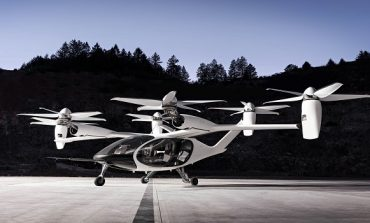 Toyota Invests $394M in Flying Taxi Startup