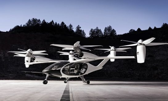Flying Taxi Platform Volocopter eyes fresh capital, SPAC an option