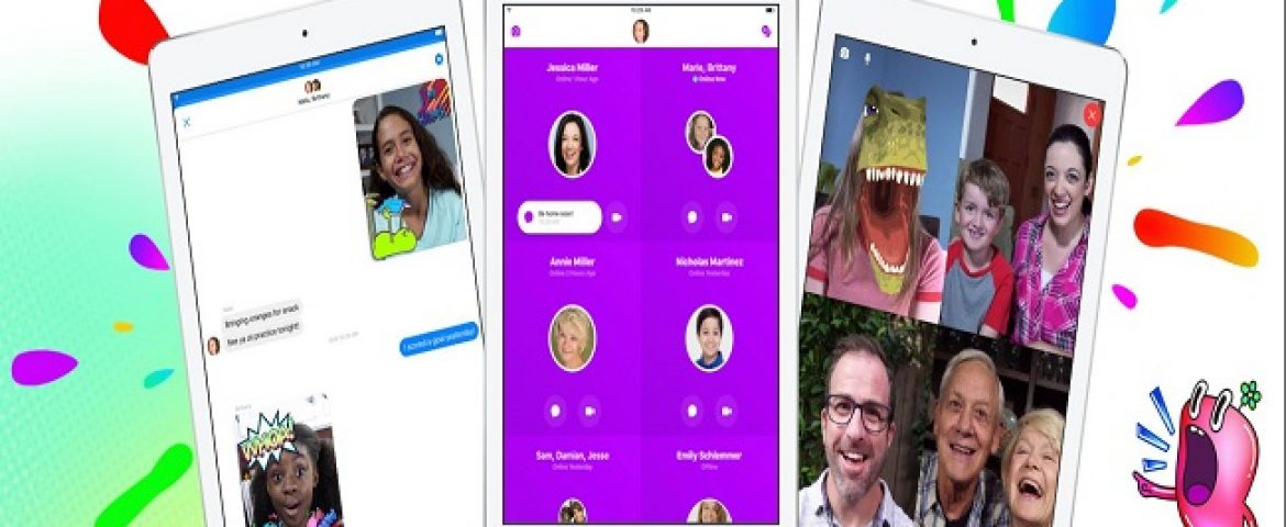 Facebook Launched Messenger Kids With Parental Control