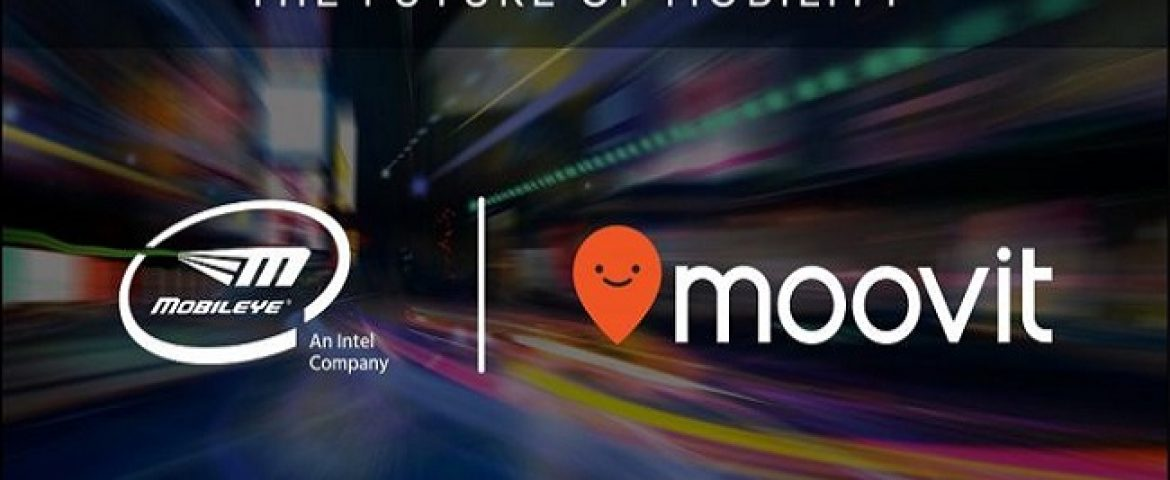 Intel Acquires Moovit for $900 Million