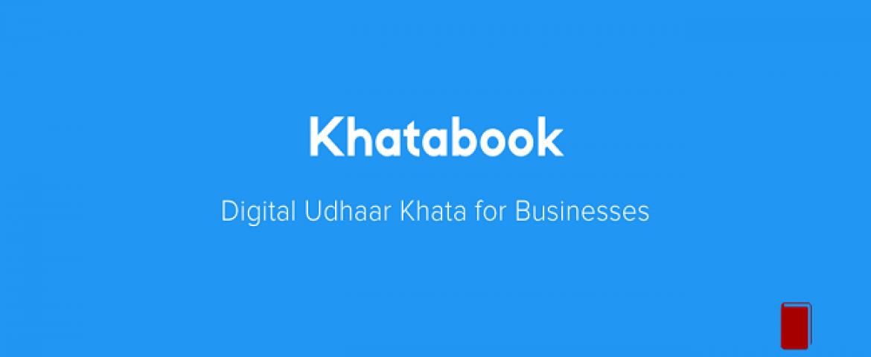 Indian Ledger App Khatabook raises $60 million in funding by Facebook Cofounder