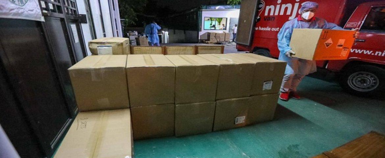 Singapore logistics firm Ninja Van raises $279 million