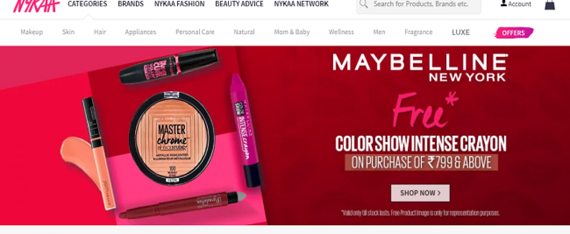 The Success Story of Nykaa – India's first beauty product based Unicorn startup
