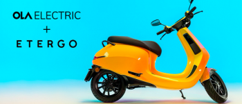 Ola Electric acquires Etergo, Will Launch its Electric Scooter Globally