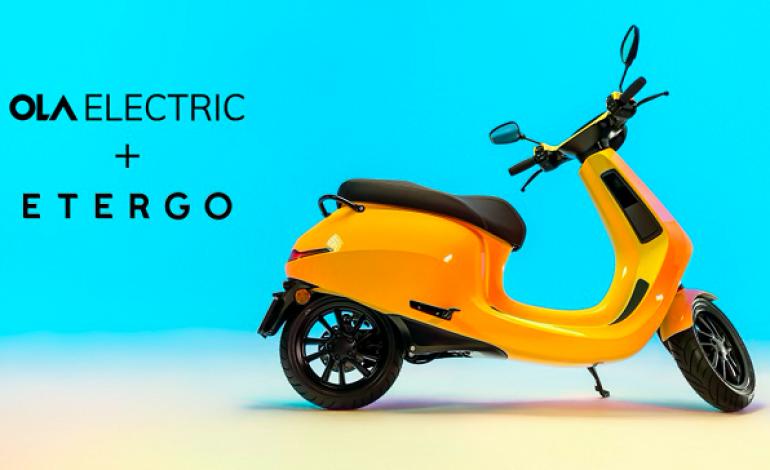 Ola Invest $326 Million to setup World's Biggest eScooter Plant