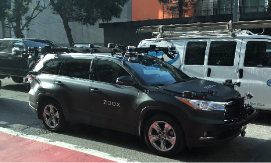 Amazon agrees to buy self-driving startup Zoox for over $1 billion