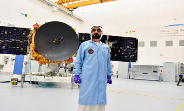 UAE successfully launches its first spacecraft towards Mars
