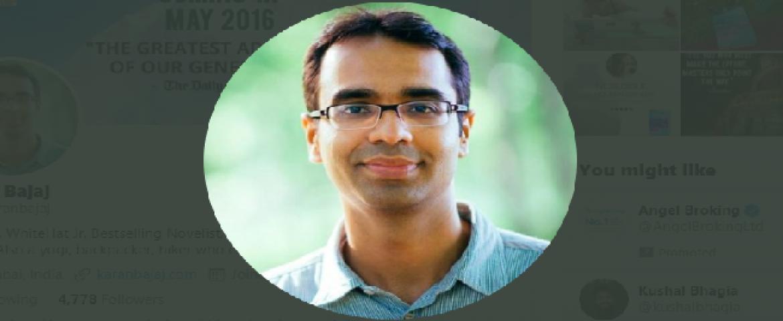 No More startup after WhiteHat $300 million Sale: Karan Bajaj
