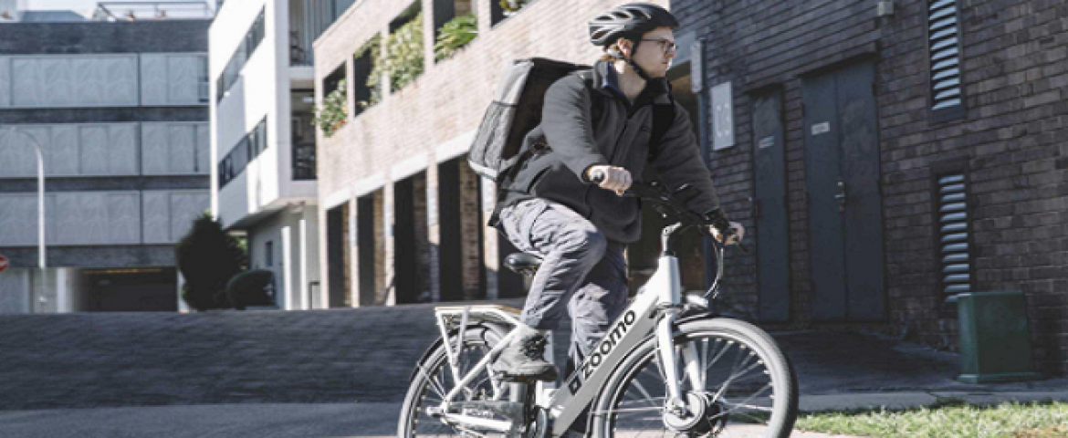 Bolt Bikes Raises $11 Million, Rebrand to Zoomo