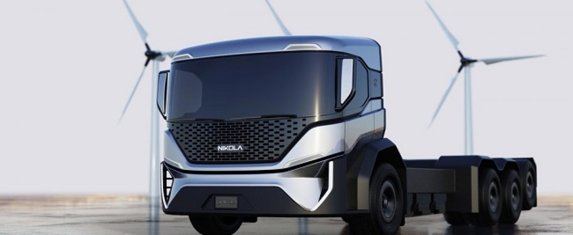 Nikola Receives 2,500 Electric Waste Truck Orders From Republic Services