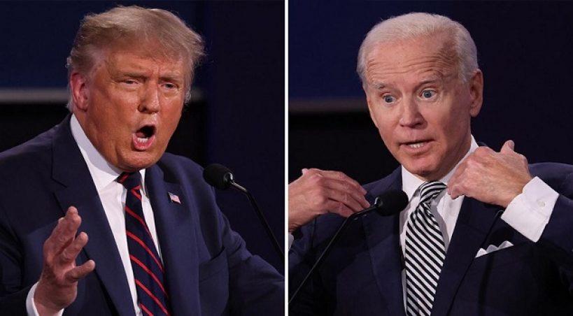 Trump vs Biden: The First US Presidential debate 2020