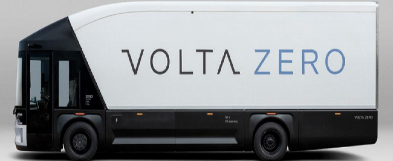 Swedish startup Volta unveils electric truck