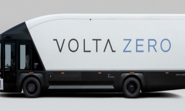Swedish startup Volta unveils electric truck