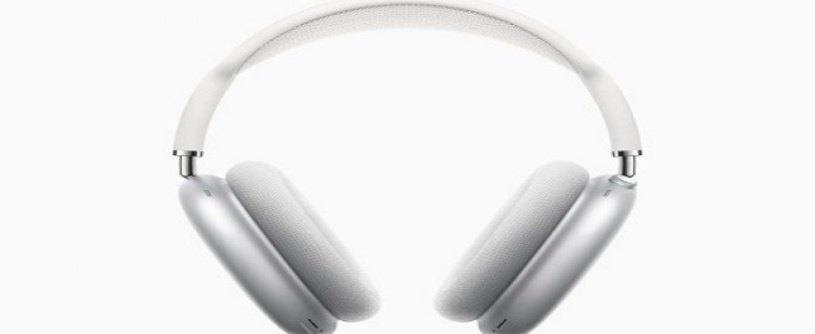 Apple Introduces New Wireless Headphone AirPods Max