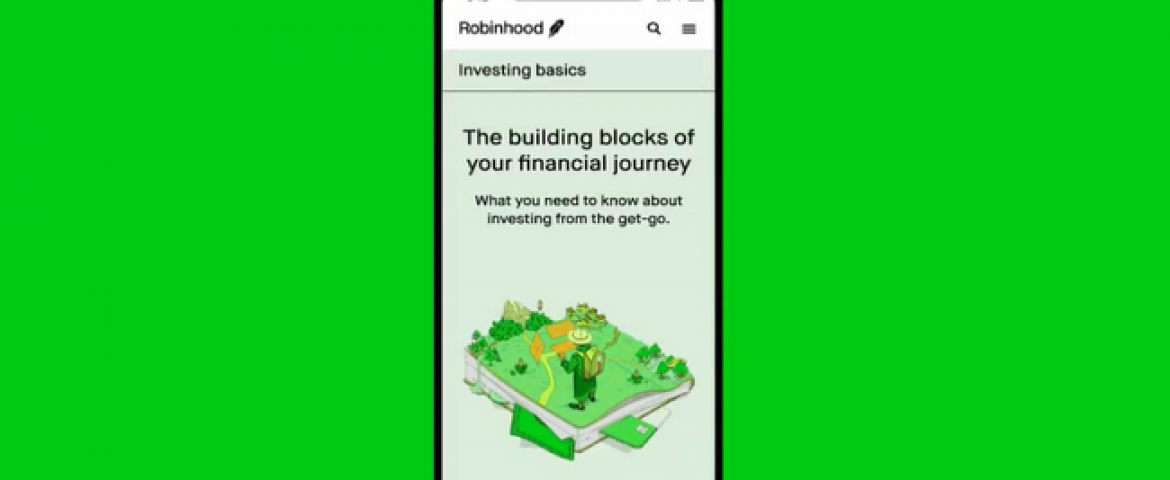 Robinhood raises more than $1 billion from existing investors