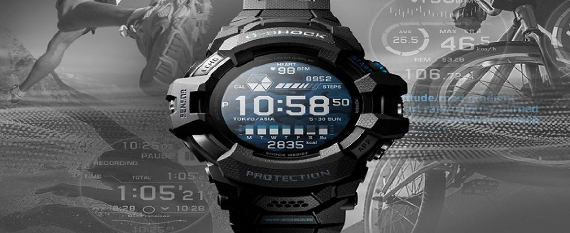 Casio to Launch First G-SHOCK Smartwatch with Wear OS by Google