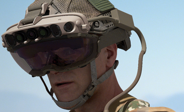 Microsoft Wins $22 Billion Deal to make VR Headsets for US Army