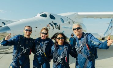 Virgin Galactic completes first Space Flight with Crew
